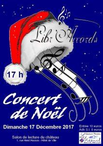 affiche concert 171217