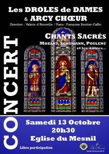 Concert Mesnil 131018
